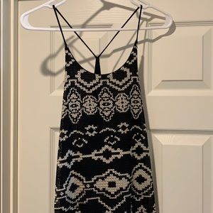 Urban Outfitters Textured Mini Dress
